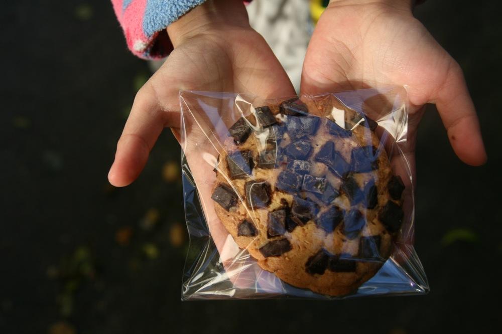すわの好きなクッキー。