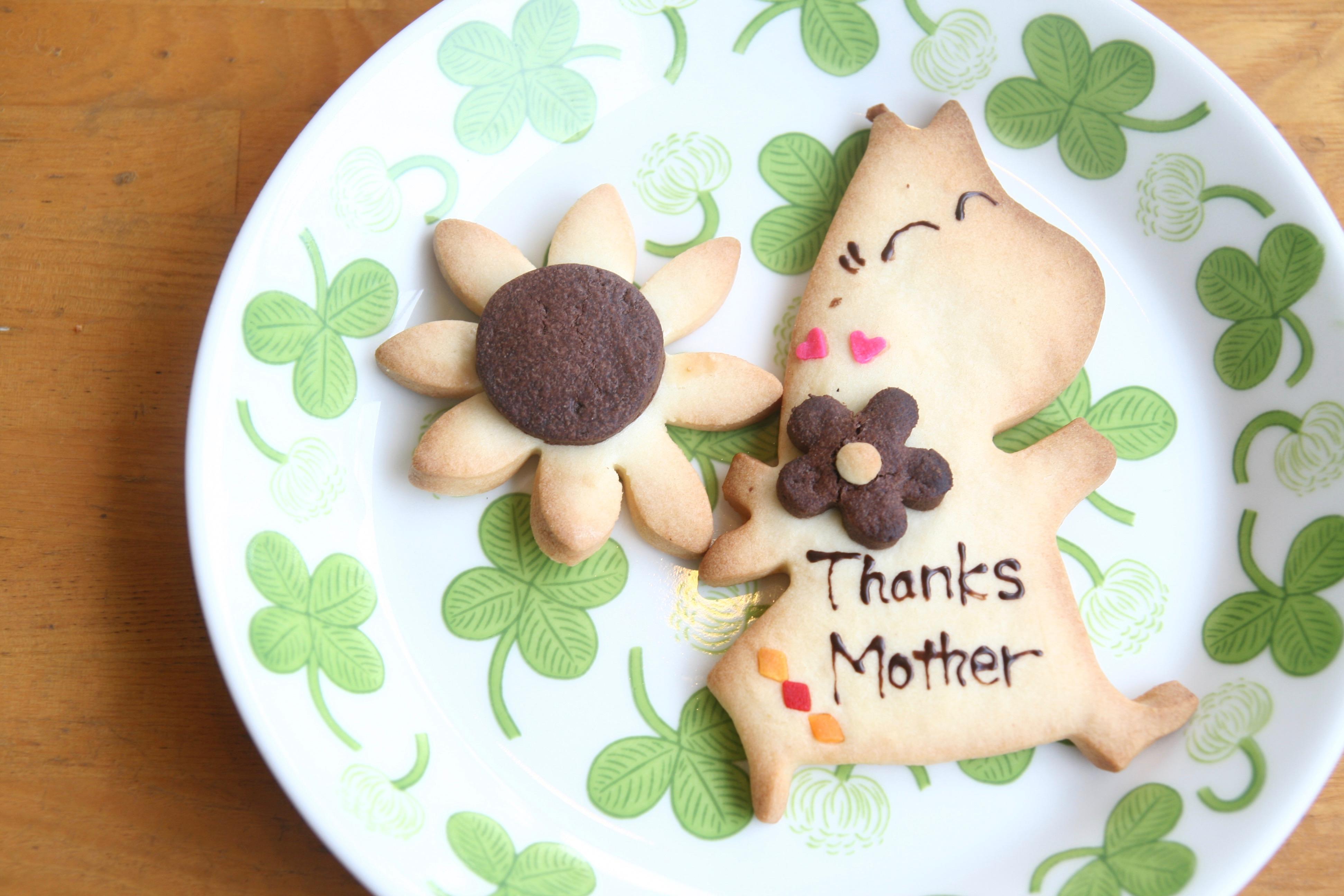 母の日クッキー詰め合わせ