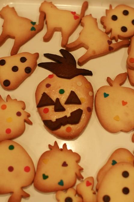 ベリーベリークッキー