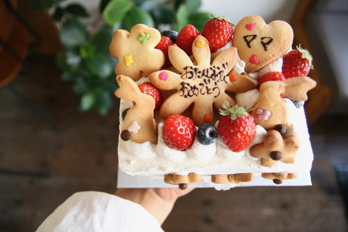 ママのケーキ