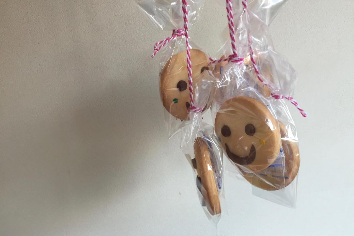 クッキーネックレス