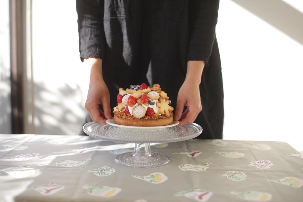 12月のケーキが作れる日のこと