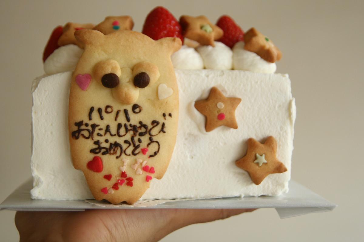 小さなスポンジケーキ