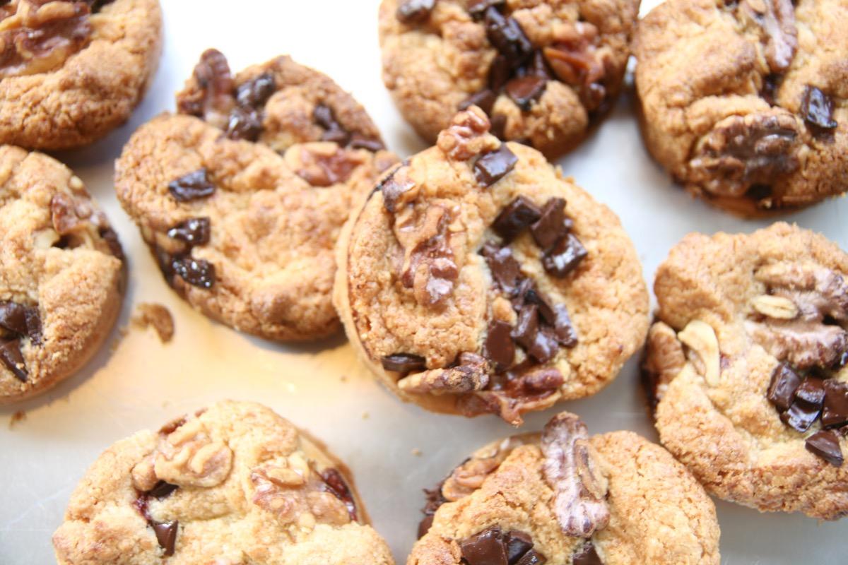 クランブルクッキー