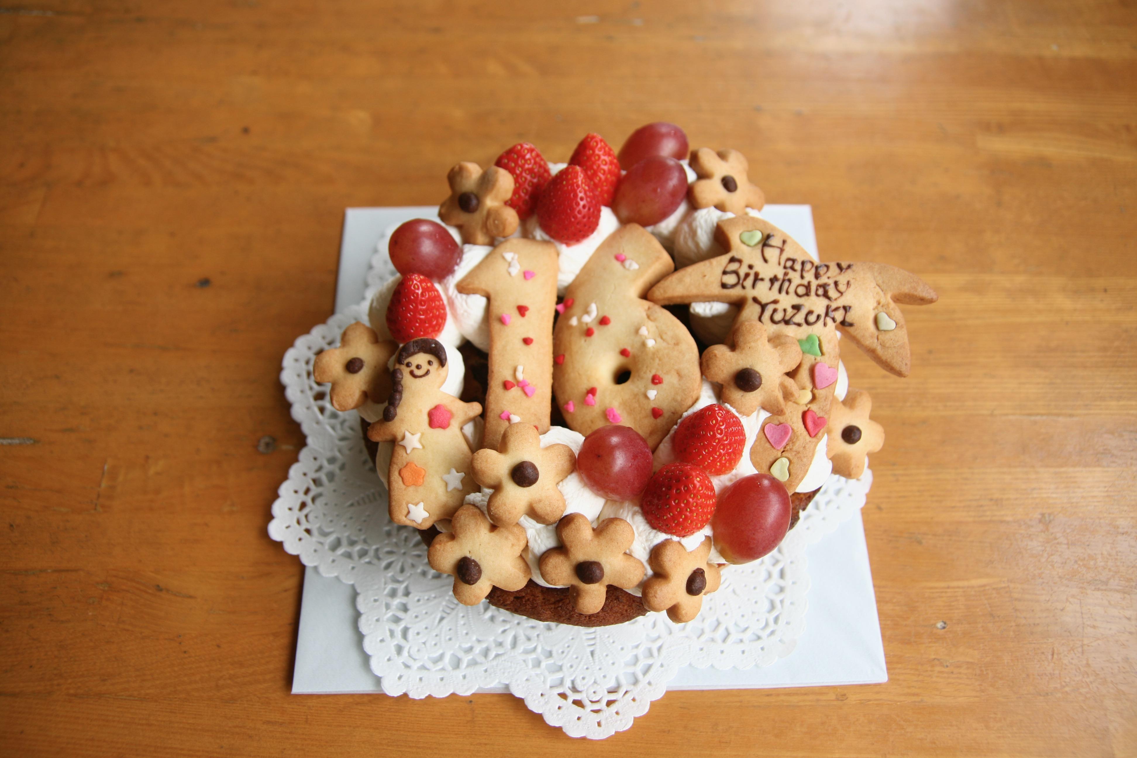 1月のオーダーメイド のケーキが作れる日